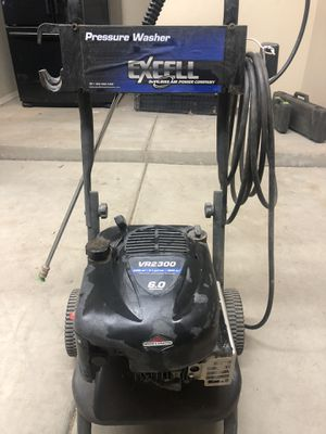 Gas pressure washer for Sale in Wickenburg, AZ