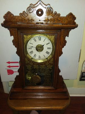 "1890 Antique Seth Thomas ""Dover"" Kitchen Clock for Sale in Louisville, KY"