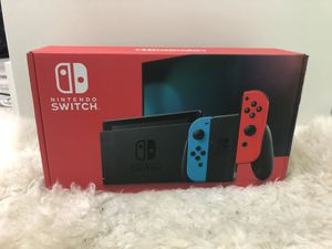 Brand New Nintendo Switch V2 for Sale in Springfield, VA