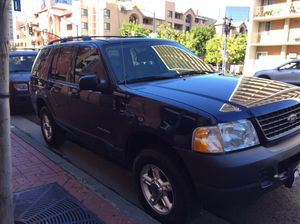2004 Ford Explorer V6 16300 millas GPS DVD Player Clean TItle $ 3,250 for Sale in San Diego, CA