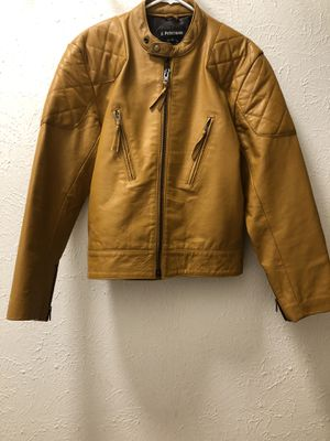J. Peterman- Leather motorcycle jacket for Sale in Austin, TX
