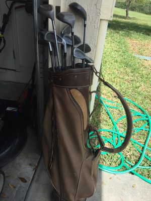Random golf clubs for Sale in Lakeland, FL