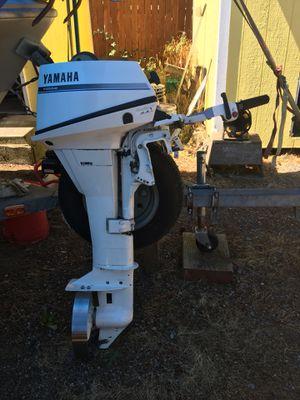 1991, Yamaha 9.9 Trolling Motor for Sale in Sultan, WA