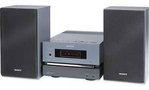 SONY Music System and (2)Speakers Radio MP3 AUX for Sale in Santa Maria, CA