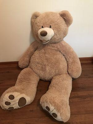 Hugfun international 5' teddy bear for Sale in Wendell, NC