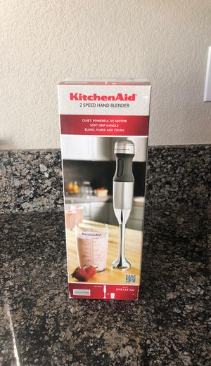 Kitchen aid hand blender for Sale in Oakdale, CA