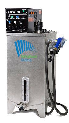 Bio Diesel Pro 150