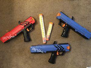 Rival nerf guns for Sale in Murfreesboro, TN