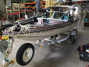 Fishing boat for sale for Sale in Mahanoy City, PA