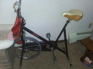 Exercise Bike-vintage Huffy for Sale in New England, ND