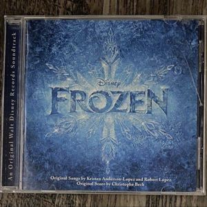Frozen Original Motion Picture Soundtrack CD for Sale in Chapel Hill, NC