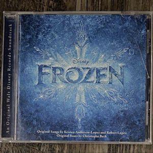 Frozen Original Motion Picture Soundtrack CD for Sale in Chapel Hill, NC