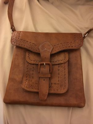 Messenger bag! Thick skin leather! for Sale in San Diego, CA