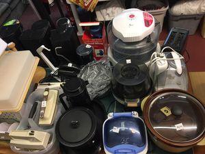 Kitchen appliances - READ DESCRIPTION for Sale in Chesapeake, VA