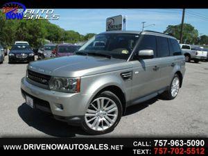 2011 Land Rover Range Rover Sport for Sale in Norfolk, VA
