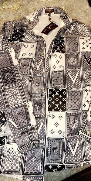 LV Card Deck Shirt New for Sale in Denver, CO