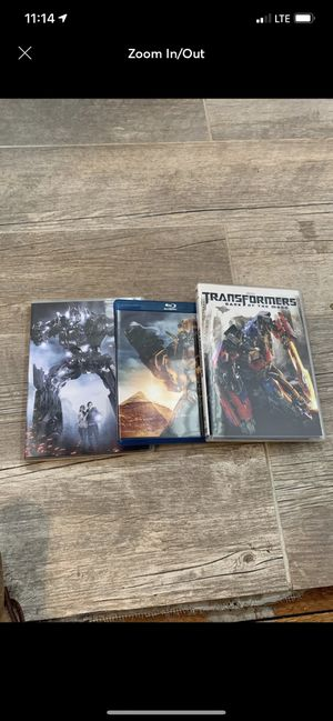 Transformers DVD's for Sale in East Providence, RI