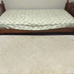 Free Pickup Bunk Bed Without Mattress for Sale in Atlanta, GA