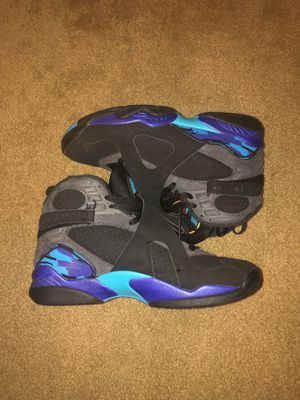 Jordan Retro 8s Size 8 Men's/ Good Shape/ Missing Box for Sale in Brandywine, MD