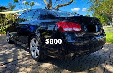 Luxury Sedan!🍂Beautiful Sunroof 2O10 Lexus GS Selling-$800 for Sale in Warren,  MI