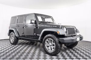 2015 Jeep Wrangler Unlimited for Sale in Lynnwood, WA