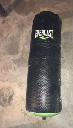 Everlast Punching bag /Everstrike model for Sale in Nashville, TN