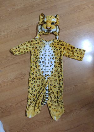 Cheetah Costume size 3T to 4T. for Sale in Marysville, WA