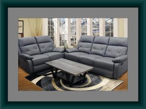 8102 Recliner sofa and loveseat for Sale in University Park, MD