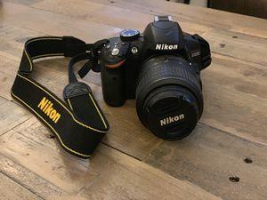 Nikon D3200 for Sale in Seattle, WA