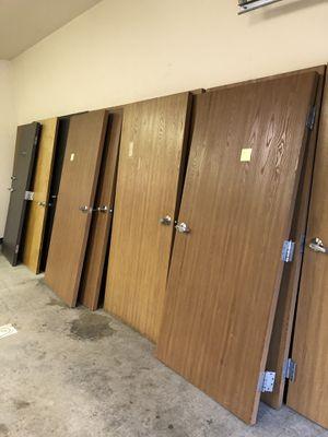 Solid Core Wood Doors for Sale in Hublersburg, PA