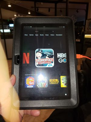 Kindle fire 2nd gen 10in for Sale in San Diego, CA