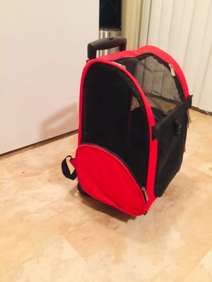 Pet Backpack carrier for Sale in Whitehall, OH
