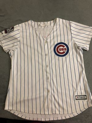 Women's Cubs World Series jersey for Sale in Fort Belvoir, VA