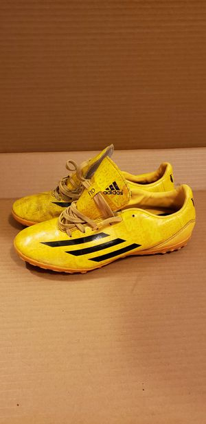 Men's Adidas Size 7.5 Soccer Cleats for Sale in Washington, DC