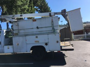 2000 Ford. F450 Súper Duty for Sale in Portland, OR