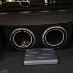 Subwoofer With Amplifier for Sale in City of Industry, CA