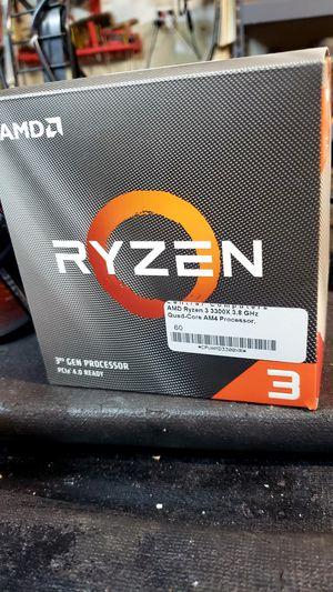 Ryzen 3 3300x for Sale in Livermore, CA