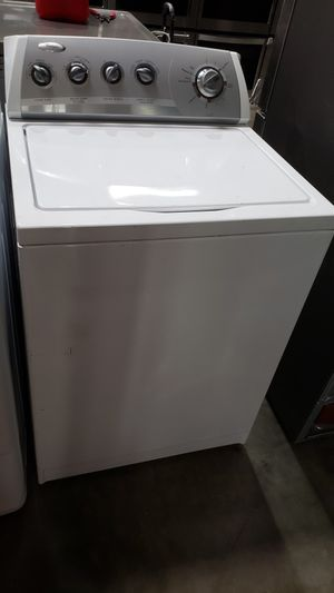 WHIRLPOOL SUPER CAPACITY TOP LOAD WASHER for Sale in Covina, CA