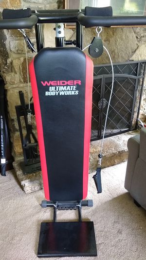 Weider Home Workout Machine for Sale in Murfreesboro, TN