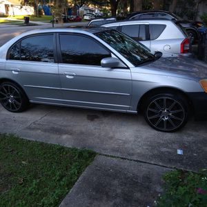 2002 Honda Civic Ex for Sale in Orlando, FL