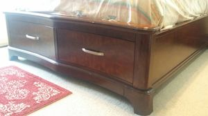 Premium bedroom set with free mattress for Sale in Sterling, VA