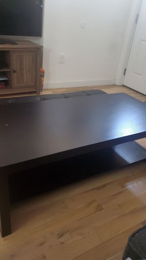 center table, 2 side tables and ottoman for Sale in The Bronx, NY