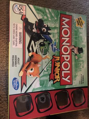 Junior monopoly for Sale in OH, US