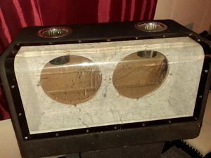 10 Inch Subwoofer Box for Sale in Northwest Plaza, MO