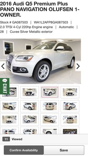 2016 Audi Q5 for Sale in Bellaire, TX
