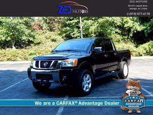 2010 Nissan Titan for Sale in Raleigh, NC