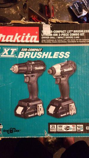 Makita 18v sub compact kit! New! for Sale in Orlando, FL