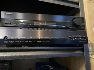 onkyo SR-605 7.1 receiver barely used for Sale in San Diego, CA