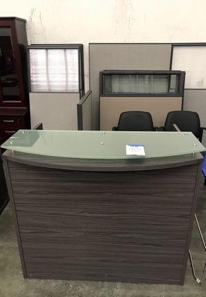 Small Reception Desk for Sale in San Jose, CA