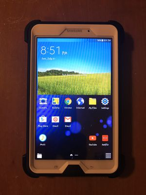 !!!FIRM PRICE!!! Samsung Galaxy Tab4 8.0 (16GB) !!!FIRM PRICE!!! for Sale in Pharr, TX